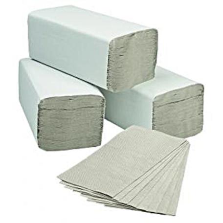 Falthandtücher natur, weiß (20/250 Stück)