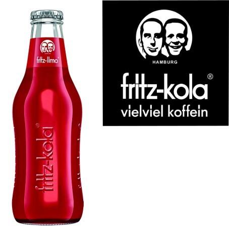 fritz -limo Apfel Kirsch Hollunder (24/0,2 Ltr. Glas MEHRWEG)