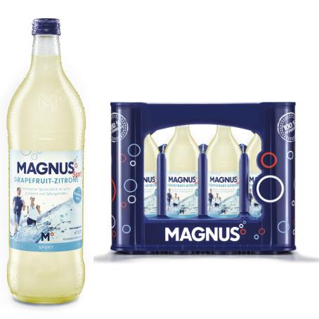 Magnus Sport Grapefruit-Zitrone