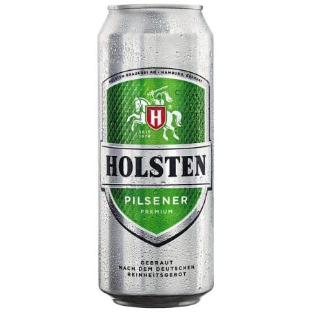 Holsten Pilsener (24/0,50 Ltr. Dose EINWEG)
