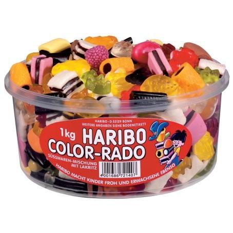 Haribo Color-Rado (1000 g.)