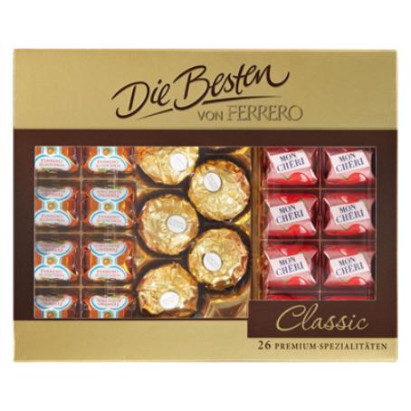 Ferrero Die Besten Pralinenmischung (269 g Schachtel)