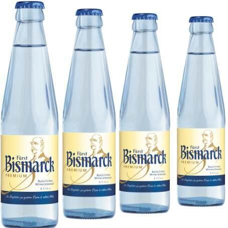 Bismarck Gourmet still (20/0,25 Ltr. Glas MEHRWEG)