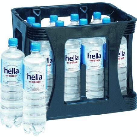 Hella medium (12/1 Ltr. PETc)