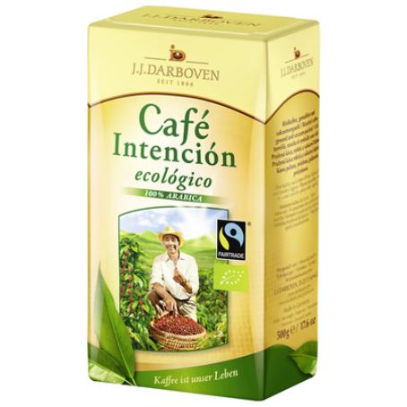Café Intención Ecologico (Fair & Bio) gemahlen (500 g.)