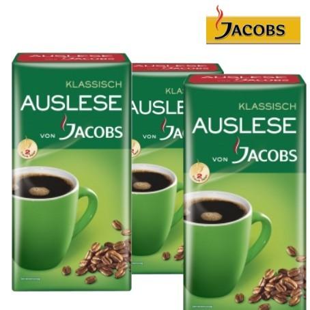 JACOBS AUSLESE klassisch (12/500 g.)