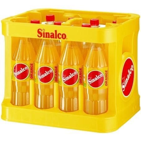Sinalco Orange (12/1 Ltr. PET MEHRWEG)