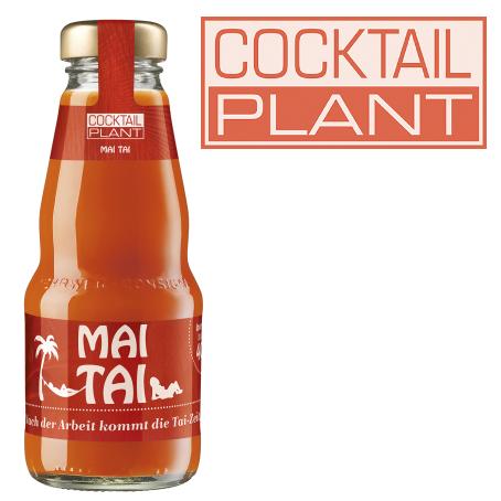 Cocktail Plant Mai Tai (24/0,2 Ltr. MEHRWEG)