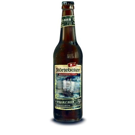 Störtebeker Schwarzbier (20/0,5 Ltr. Glas MEHRWEG)