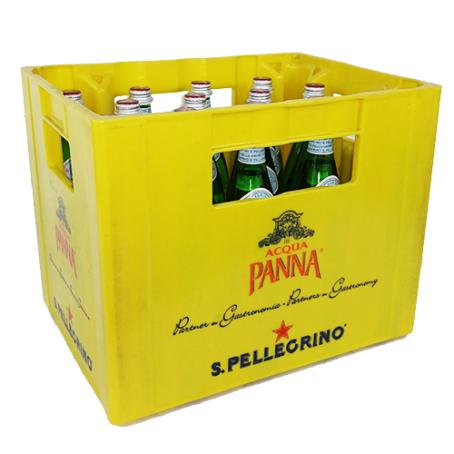 San Pellegrino (16/0,75 Ltr. Glas MEHRWEG)