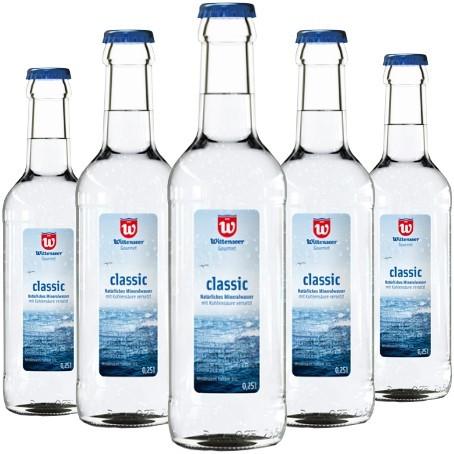 Wittenseer Gourmet classic (20/0,25 Ltr. Glas MEHRWEG)