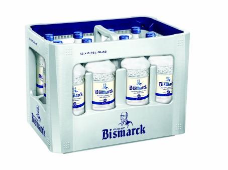 Bismarck still (12/0,75 Ltr. Glas MEHRWEG)