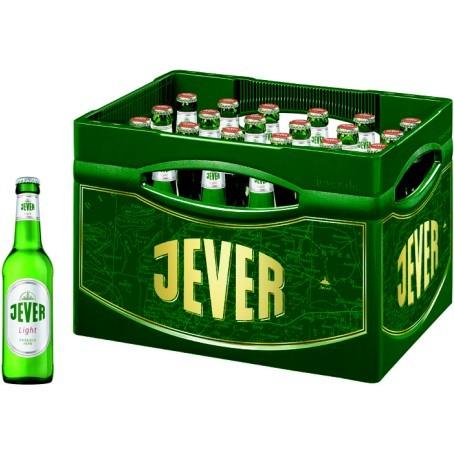 Jever light (24/0,33 Ltr. Glas MEHRWEG)