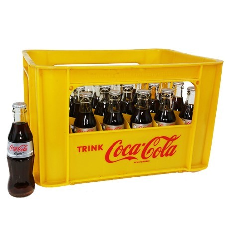 Coca Cola LIGHT (24/0,2 Ltr. Glas MEHRWEG)