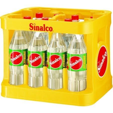 Sinalco Zitrone (12/1 Ltr. PET MEHRWEG)