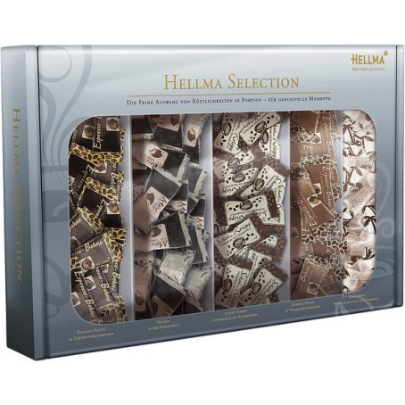 Hellma Selection (5x40 Stück)