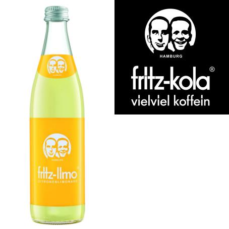 fritz -limo Zitronenlimonade