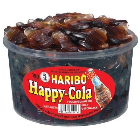 Haribo happy Cola (1200 g.)