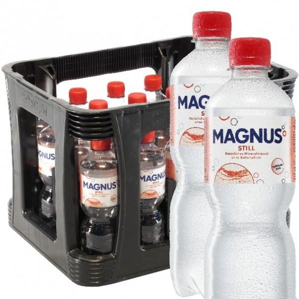Magnus still o.K. (20/0,5 Ltr. PETc EINWEG)