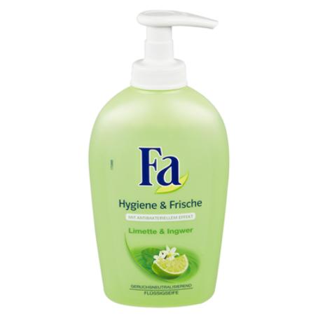 Fa Flüssigseife Hygiene & Frische Limette & Ingwer (250 ml)
