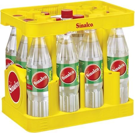 Sinalco Zitrone (12/0,5 Ltr. PET MEHRWEG)