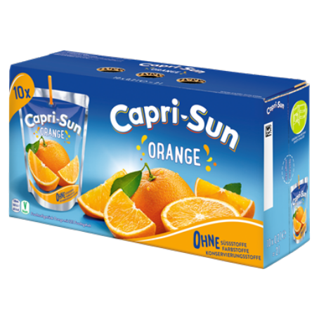 Capri Sun Orange (10/0,2 Ltr. Einweg)