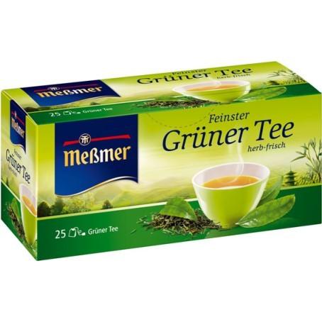 Messmer feinster Grüner Tee