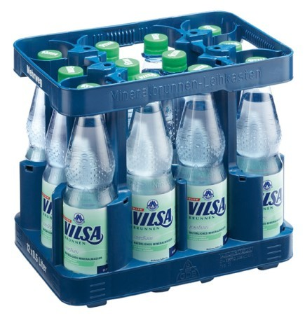 Vilsa medium (12/0,5 Ltr. PET MEHRWEG)